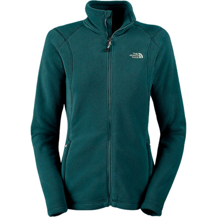 The North Face TKA 200 Full-Zip Jacket adds a warm, wind-resisting layer to your chilly weather ensemble. - $50.97
