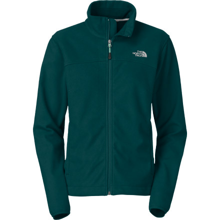 Fight back against the bitter windchill with The North Face Women's Windwall 1 Fleece Jacket. This jacket has WindWall protection and a feminine fit so you're set from the trail head to the juice bar. - $59.98
