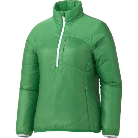 Ski The Marmot Women's Dena Jacket may be the last jacket you'll ever need. The Dena keeps you warm as a standalone jacket on chilly days or under a shell when the weather really decides to get nasty. It's perfectly at-home just kicking around town, but this jacket also loves to go skiing. The Dena even gets the nod from good ol' Planet Earth for its Thermal Eco R insulation, which is derived from recycled materials. - $49.49