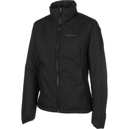 A super-lightweight shell and soft, compressible PrimaLoft team up to make the Patagonia Womens Micro Puff Jacket both an ideal insulating layer and a cozy outer layer. Slip it on for eitheran  ambitious outdoor excursions or an routine trip around town; the destinations may be different, but the comfort's the same. - $81.95