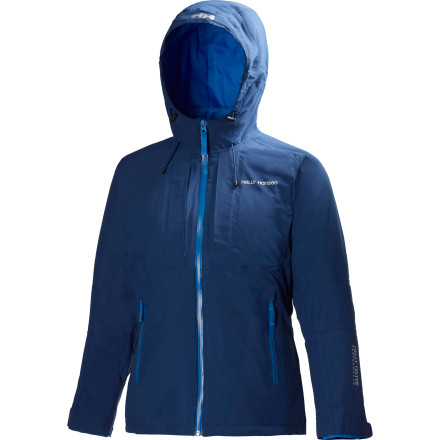 Camp and Hike A tough protective shell on the outside and warm, fuzzy, removable jacket on the inside, the Helly Hansen Zera CIS Jacket gives you brawny strength and brainy versatility. Hiking, skiing, climbing, mild days, subzero stormslayer-up or strip-down. - $194.97