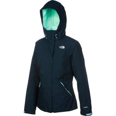 The North Face Women's Ava Triclimate Jacket proves that practical doesn't have to mean dull. Sure, this versatile three-in-one jacket provides sensible waterproof breathable protection during cold and snowy days on the slopes, and the liner zips out so you can wear the pieces separately, depending on the weatherbut thats our little secret. You just stay busy collecting accolades for your sophisticated style. - $142.97