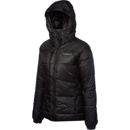 Climbing The versatile Norrna Lyngen 750 Down Jacket will keep you cozy-comfy on the peak so you don't have to rush basking in your summit glory or tell your climbing partner to hurry it up. Be warm, and take it all in. If storm clouds roll in, layer a weatherproof shell over top. - $241.40