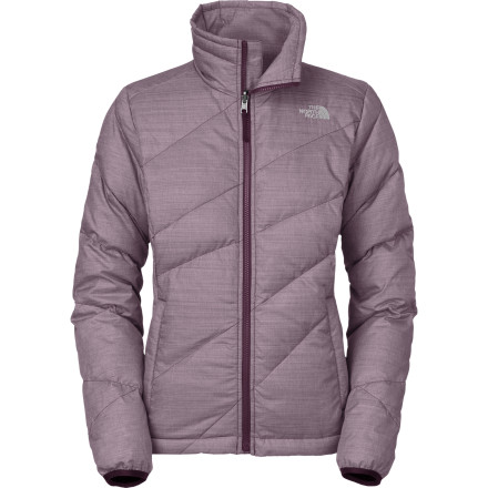 Ski Fend off winter's coldest weather with The North Face Women's Bella Luna Down Jacket. Packed with lofty goose down insulation, this luxuriously warm jacket is ideal for fall nights out on the town or winter days spent around the ski town. - $98.97