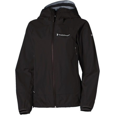 Camp and Hike In order to perform at your best, you need to feel your best, and that's what the Peak Performance Women's Stark Jacket is designed for. It fends off the worst weather without causing you to cook during a rigorous hike or long-distance run. - $159.98