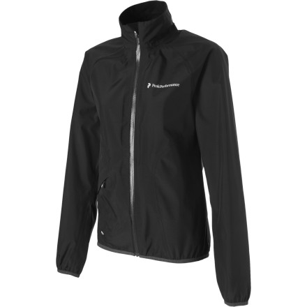 Camp and Hike You have a passion for running, hiking, and backpacking. Peak Performance knows that, so it crafted the incredibly light and weather-shedding Women's Lokta Jacket for those days when Mother Nature makes a futile attempt to test your dedication. - $154.98