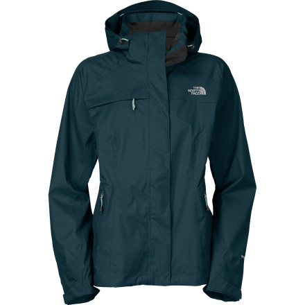 You're trusting your guide to pick out the best route, the best pace, and the best campsites to keep you safe. Trust The North Face Women's Varius Guide Jacket to protect you from the elements. - $109.42