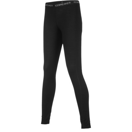 Camp and Hike Equipped with warm breathable merino wool, the Icebreaker Women's BodyFit 200 Legging fits like a dream beneath your hiking or snow shell pants. Icebreaker designed these lightweight BodyFit200 leggings for active outdoor pursuits such as skiing and cool-weather hikingbut don't let that stop you from pulling on these comfy, soft long johns when you crawl into your sleeping bag on a cool night in the backcountry. - $51.97