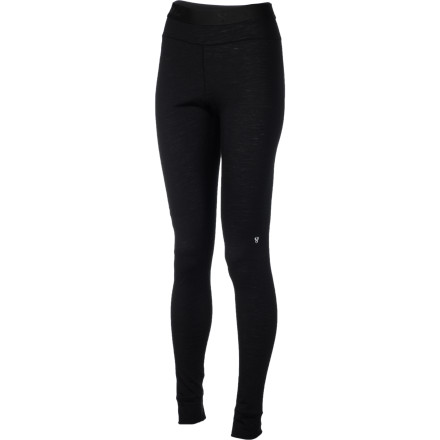 Snowboard Your legs deserve a little slice of heavenly warmth during the winter, so reach for the Stoic Women's Alpine Merino 150 Bottom before you head out into the chill. This next-to-skin layer feels smooth and comfortable against you skin, breathes away excess moisture, and provides light insulation. Wear this bottom for winter camping, skiing, or snowboarding, and you'll wonder how you wore cotton or all-synthetic layers in the past. - $43.45
