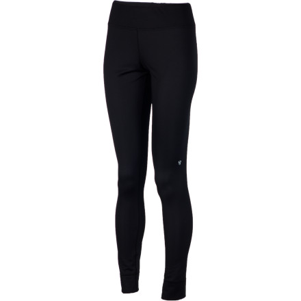 Ski Run, hike, or ski while wearing the Stoic Women's Breathe 150 Bottom and experience a new level of blissful comfort when you're out in the cold. Fall, winter, or spring, this lightweight bottom provides light warmth and moisture control, and thanks to the flat seam construction and smooth material you'll hardly feel it against your skin. This is performance layering at its finest. - $32.45