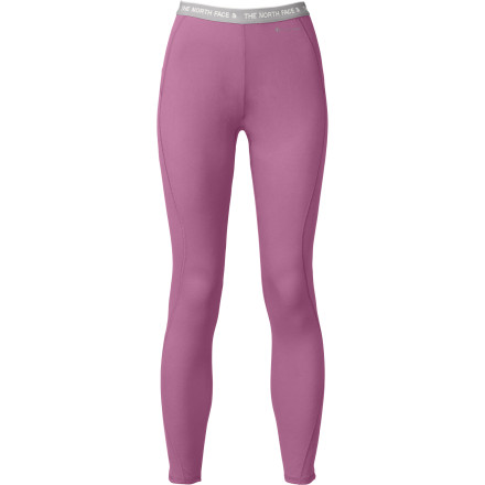 Ski Maybe you sought out The North Face Women's Light Tight as a light legging to slip on beneath wind pants for cool-weather hikes. Or perhaps, you need something for under your thermal-insulated ski pant to prevent that sweaty bottom feel. Either way, with  1/4ber-breathable, moisture-wicking, dry-like-a-dream FlashDry fabric, this strong and stretchy baselayer will meet your needs and then some. Like a high-tech second skin for cold climates, it goes with anything. - $31.47