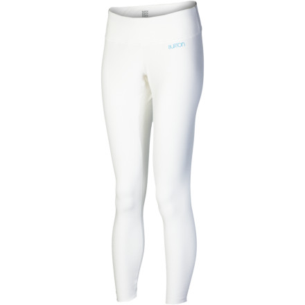 Snowboard Don't make your snowboarding pants do all the work'give them a helping hand and layer the Burton Womens Expedition Pant under them. This fleecy, stretchy long underwear bottom boosts warmth under the shell so you can rip all day in the coldest conditions. - $41.97