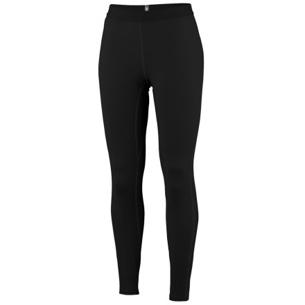 Ski Frigid temps can turn a perfect day of skiing into an afternoon of sitting in the lodge trying to avert hypothermia. Get your legs into the Columbia Women's Baselayer Midweight Tight when you need extra protection from the cold. - $27.48