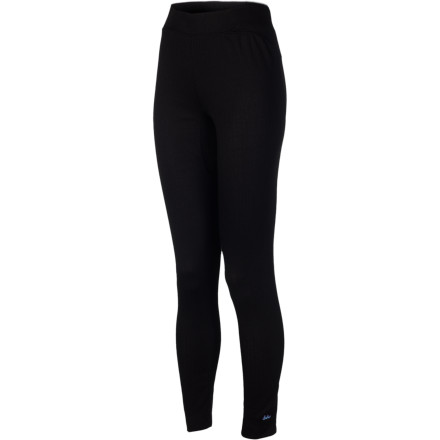 Surf Forget about that freakishly nasty, clammy feeling and try to forget the way your old long underwear smelled. Slide into your DAKINE Women's Sierra Bottom and let this warm, quick-wicking, antimicrobial baselayer keep you feeling good from your first steps up the slope to your drive down the canyon. - $35.96