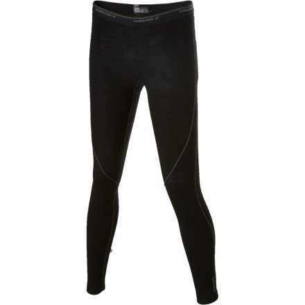 Snowboard Turn to the Icebreaker Womens GT 260 Express Leggings when you need a comfortable, breathable, non-stinky next-to-skin layer. - $76.97