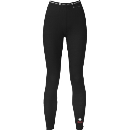 Camp and Hike Don't get bogged down on the hike with the North Face Blended Merino Women's Tight. FlashDry fibers accelerate the drying process so you're not drenched when you get to the top, and merino wool keeps you warm on the way down. - $79.95