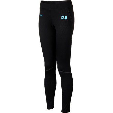 Fitness Go for three-season comfort with the help of the Under Armour Women's Base 2.0 Legging. Wear it on its own on your shoulder-season runs or layer it under your ski pants throughout the winter; however, you use it, the ColdGear fabric is sure to keep you warm, dry, and comfortable. - $29.39