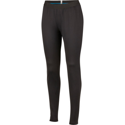 Extreme The weather report is calling for a really cold one. Slide the Columbia Women's Extreme Fleece Tights on, make your morning coffee, and get ready to head out to the slopes. These fleece baselayer bottoms use Omni-Heat thermal reflective technology to keep your legs warm on the slopes. - $37.48