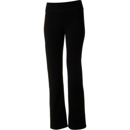 Fitness Free your ankles in the stretchy, warm, and cozy Ibex Women's Energy Sport 2 Pant, with a form-fitting top and boot-cut bottom. Move with the wind in the Energy merino-wool blend that warms, breathes, bends, and even fends off odor. Its heavyweight construction lets you run amok in the fresh, crisp air, and the ample openings can accommodate boots for a day in the mountains. - $94.46