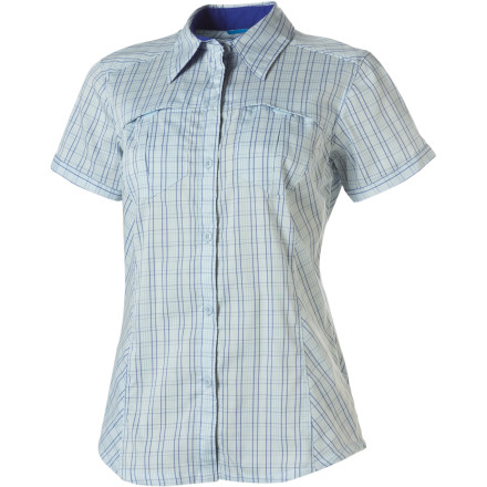 Columbia Saturday Trail Plaid Shirt - Short-Sleeve - Women's - $27.48