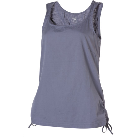 Surf Don't just add 'another tank' to your summer wardrobeadd the uniquely styled Horny Toad Women's Flighty Tank Top and let the good times flow. - $17.58