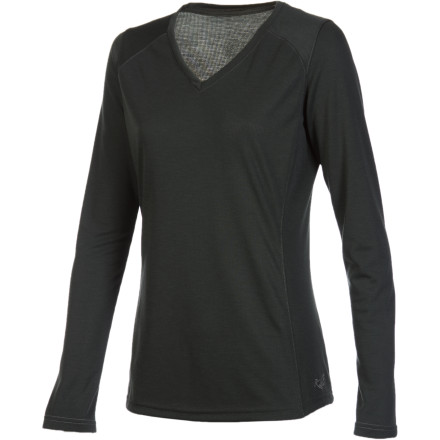 Camp and Hike Whether you're hiking through the Appalachians photographing the changing leaves or slogging through a day in the office, the KUHL Women's Prima Long-Sleeve Shirt gives you a casual, stylish look and total comfort. - $32.42