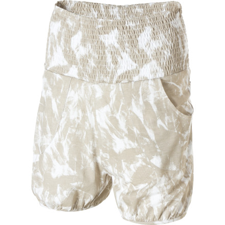 The Nikita Women's Augustins Shorts are like a breath of fresh air. A modern silhouette creates a style that looks fresh off of the runway. Wear these when you want a hip look that is devastatingly chic. - $6.99