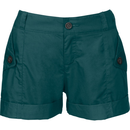 Tap into that laid-back vacation mindset just about anywhere with a little help from The North Face Women's Auroa Short. - $26.98