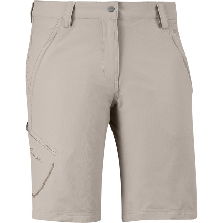 Climbing You don't fool around, and neither does the stretchy, durable, lightweight, UV-filtering Salomon Cosmic Short. Just like you, it's made to motor. - $29.98