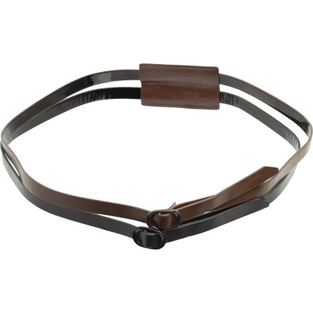 You know that creepy feeling when you should be ready go, but then you get this spooky feeling like something is missing' The WeSC Women's Esme Belt is a quick cure to the getting-ready creepies. This double belt puts the finishing touch on your outfit and can turn a boring ensemble into a statement. - $26.38