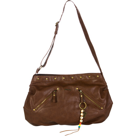 Entertainment After a long day riding, grab your Billabong September Women's Purse and check out the aprs scene. - $35.67