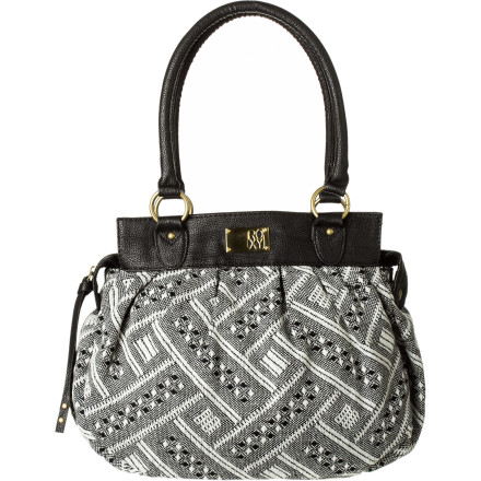 Entertainment Wearing the Roxy Women's Back On Purse on your shoulder as you bop around town is bound to put a little extra spring in your step. At just the right size to carry your essentials and with a fun print, this cute bag definitely delivers more bounce to the ounce. - $27.60