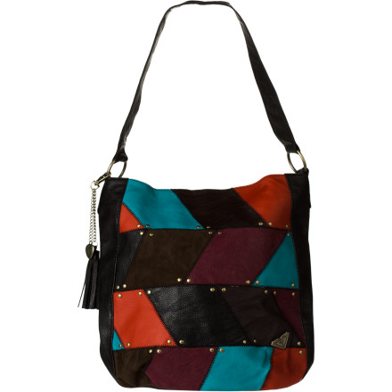 Entertainment The name says it all: the capacious yet versatile Roxy Women's Always Love Purse has lots of love to get. With stylie all-around and downtown exterior and roomy interior, you'll be glad to give it. - $33.60