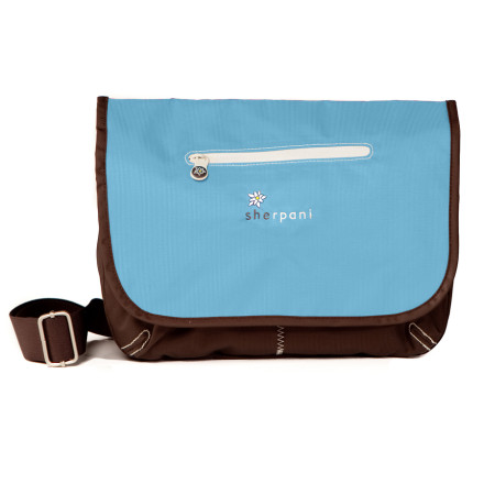 Entertainment Head out on an errand-filled day with the Sherpani Tre Purse slung over your shoulder. This mini-messenger-style bag will securely hold everything you need for a day in the urban jungle, wrangling the wild toddlers. - $31.77