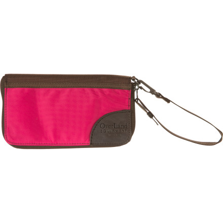 Fitness Tired of hauling around a big, messy purse' Rummage no more with the Overland Women's Large Wallet. The large wallet keeps all of your things completely organized. And a 0.3 pounds, it won't weigh you down as you run errands. - $17.97