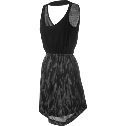 Entertainment Dress to kill (well, not literally, of course) with the DC Women's Apache Dress. - $25.20