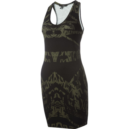 Entertainment Get your curves the attention they deserve with Hurley's Arana Dress. - $22.48
