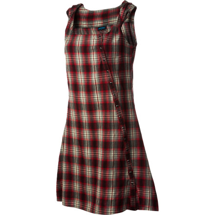 Entertainment The KUHL Sheridan Dress is the little black dress of the west. The sassy dress shakes things up with a modern cut and a classic western feel. It's the sexy little sister of the old-fashioned western shirt. - $42.22