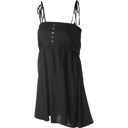 Entertainment Wear your Lifetime Paige Dress with some cowboy boots and channel your inner cowgirl. Or throw on some sandals and rock an earthy look. - $23.99