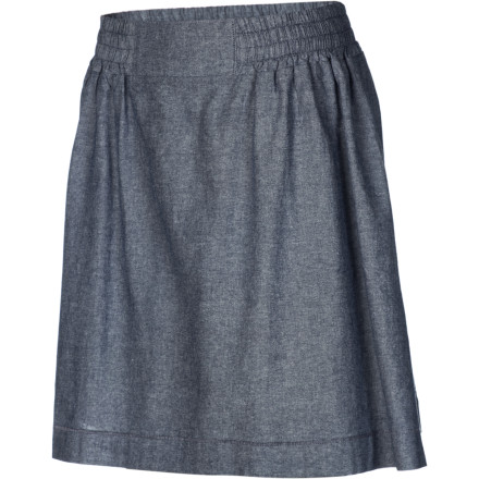 The easy-to-wear Carve Designs Women's Breezy Beach Skirt flows nicely as you stroll barefoot along the beach and feel the warm glow of the sun upon your cheeks. Relaxed and feminine, the Breezy features two layers of fabric to ensure a flowy, breezy look and feel. - $31.98