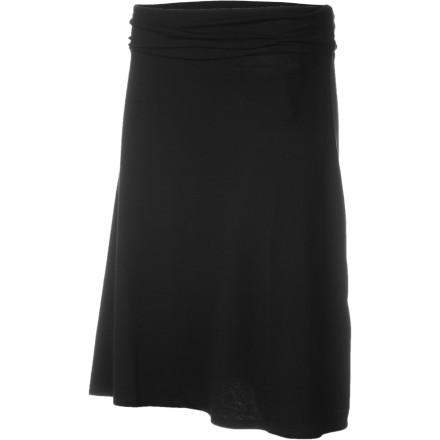Reach for the Kavu Women's Tencel Of Troy Skirt when you've had enough of wearing shorts or jeans. - $54.95