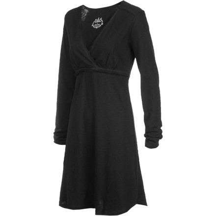 Entertainment Looking your best doesn't have to mean stressing out over an outfit. Sometimes, looking your best means slipping into a simple, well-designed dress like the prAna Mikayla Dress. Thanks to the comfort-focused cut, you'll feel great, and feeling great is the real secret to looking great. - $38.47