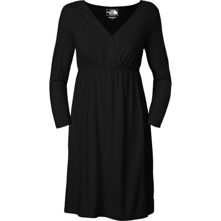 Entertainment Slip on The North Face Women's Kenai Dress whether you're meeting your pals for dinner, having a cocktail party, or on your way to work. - $42.22