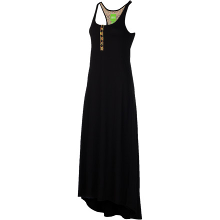 Entertainment Support the cause to eradicate breast cancer for future generations and sport a super-comfy outfit to your next barbeque with the Keep A Breast Women's Malila Dress. - $43.46