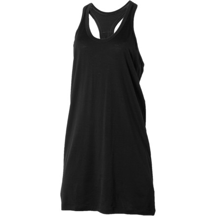 Entertainment Slip the Icebreaker Cruise Dress over a cami and under a sweater-wrap for the flight, and pair this dress with flips once you hit the docks. - $35.98