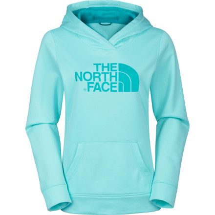 The North Face Fave-Our-Ite Pullover Hoodie feels soft and comfortable after a hard workout, before a long race, and during sitting-around-the-house moments. - $38.47