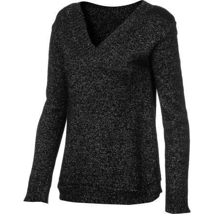 Surf No need to worry about getting dressed in the morning with the Hurley Women's Anika Sweater. This unique sweater looks sweet when you put it on both backwards and forwards. - $74.95
