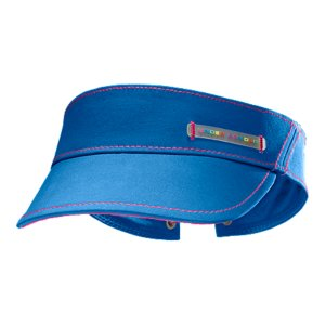 Fitness Lightly structured fit with unique bungee closure for the perfect fitContrast visor lining with matching stitching detailOffset silicon label with rainbow wordmarkYouth one size fits allPolyesterImported - $14.99