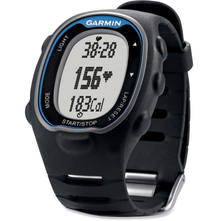 Fitness The easy-to-use Garmin FR70 heart rate monitor keeps track of your time, calories burned, heart rate and more so you make the most of every workout. - $79.93