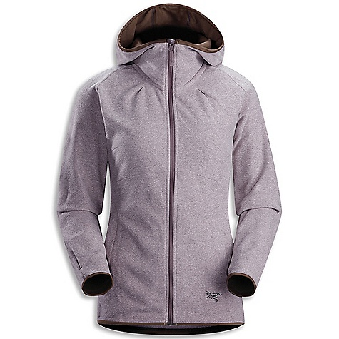 Free Shipping. Arcteryx Women's Caliber Hoody DECENT FEATURES of the Arcteryx Women's Caliber Hoody Thermal quick dry fleece has visual interest Spacious, lined hood, gently articulated sleeves Flattering silhouette with feminine pleats and colour details Two hand pockets We are not able to ship Arcteryx products outside the US because of that other thing. We are not able to ship Arcteryx products outside the US because of that other thing. We are not able to ship Arcteryx products outside the US because of that other thing. We are not able to ship Arcteryx products outside the US because of that other thing. The SPECS Weight: M: 14.6 oz / 413 g Polartec Micro Marled Fleece - 100% Polyester Fit: Athletic This product can only be shipped within the United States. Please don't hate us. - $158.95